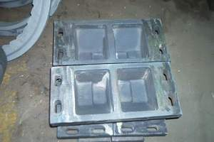 Mould Table Carriers