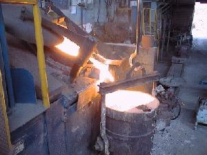 Furnace Pouring