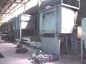 Heat Treatment Ovens 3 & 4
